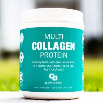 Tub of Multi Collagen Protein