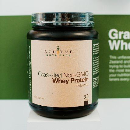Achieve Nutrition Whey Protein Bucket
